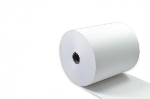 Kassenrollen / Normalpapier 76mm x 40m x 12mm VPE/50 Stück
